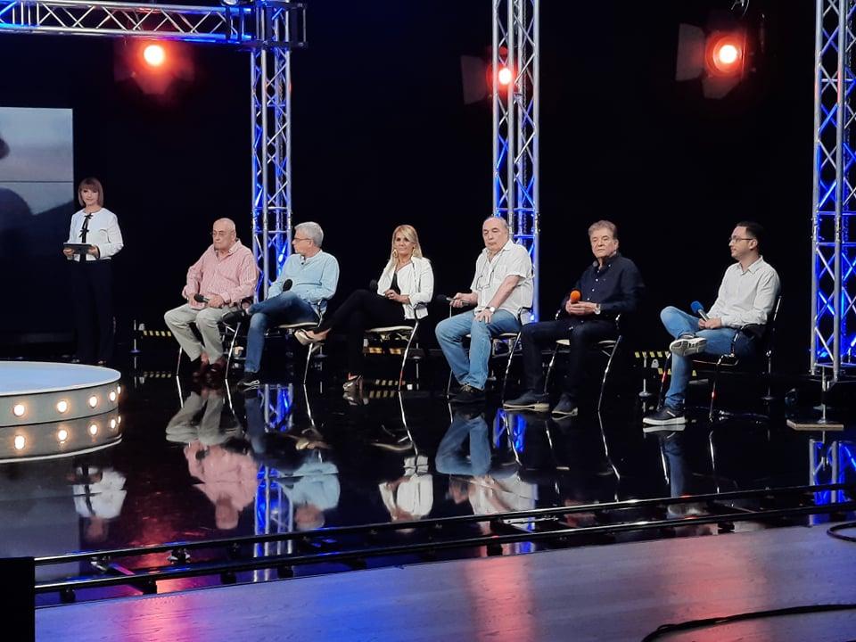 """Foc de P.A.E. cu Andrei Partoș - episodul 540. Pe șleau despre """"Eurovision... pe șleau"""" (6.07.2021)"""