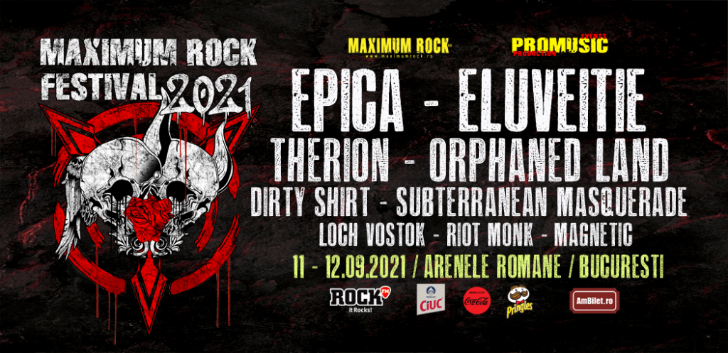 Pregătirile pentru Maximum Rock Festival 2021 au intrat în linie dreaptă