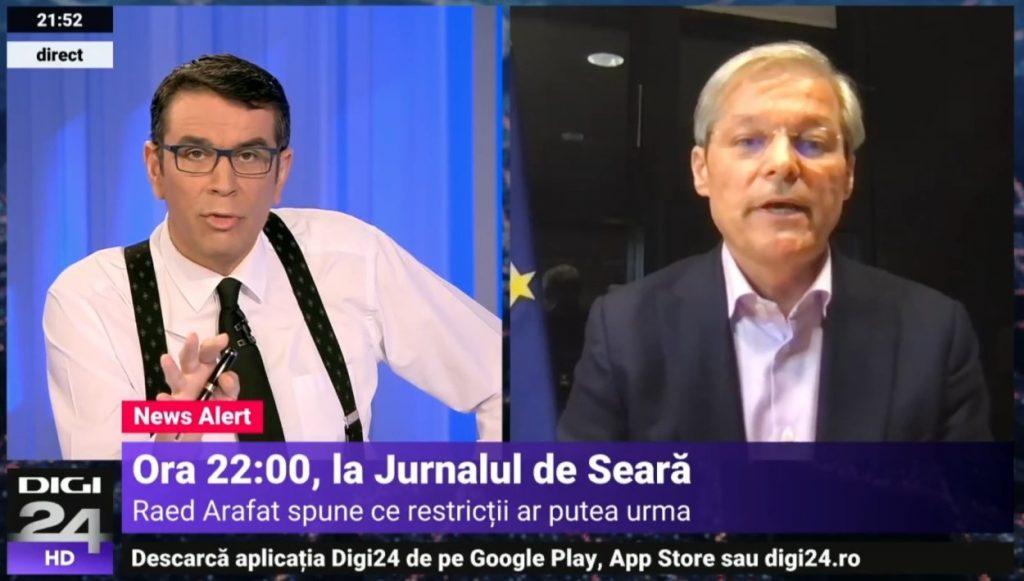 """Molâul Dacian Cioloș și """"căpcăunul"""" Prelipceanu"""