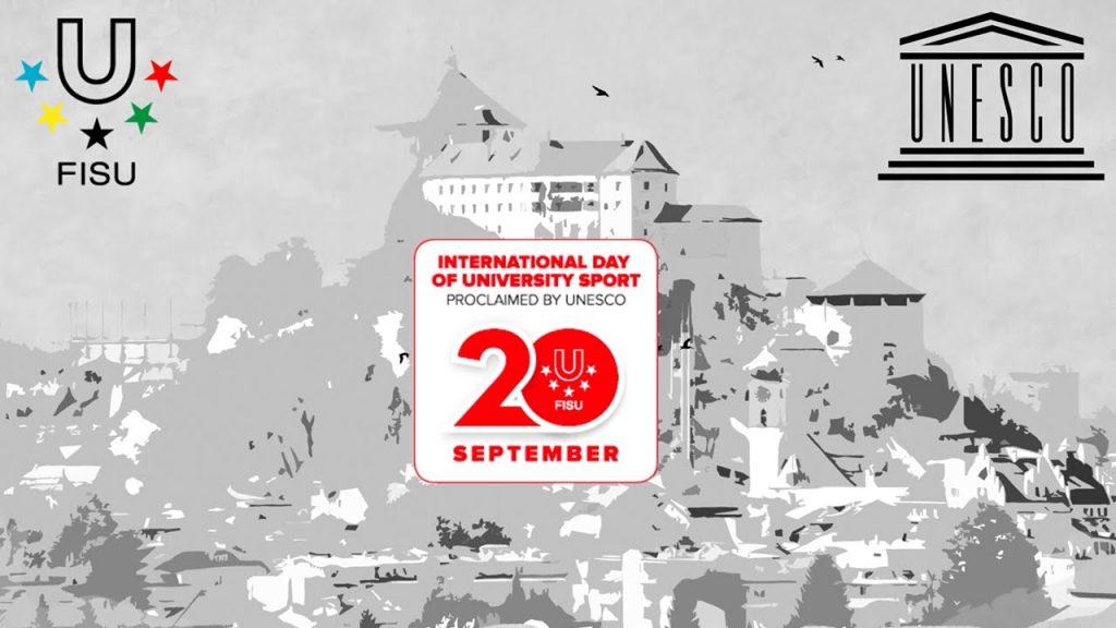 Ziua Internaţională a Sportului Universitar (20 septembrie)