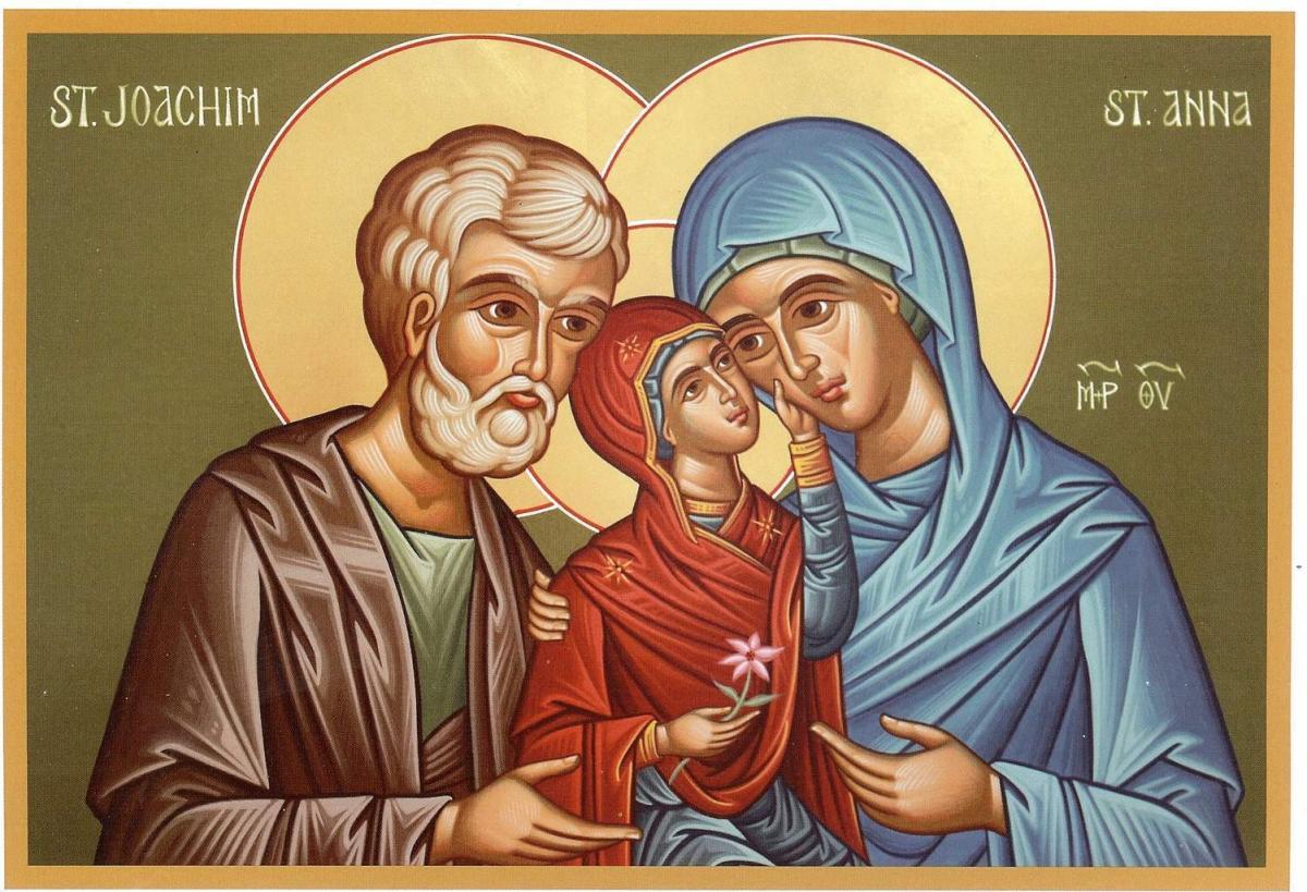 Sfinții Ioachim și Ana: Tradiții și obiceiuri