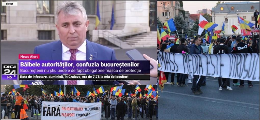 Foc de P.A.E. cu Andrei Partoș - episodul 568. Invitat: Dumitru Borțun (4.10.2021)